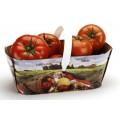 Tomates roses ou rouges  déclassées-panier 2.9 lbs
